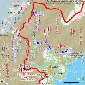 map7高江周辺地図